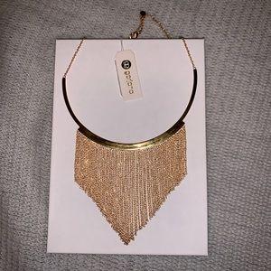 Gorjana Gold Fringe Necklace